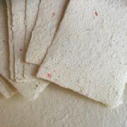 Papier met structuur